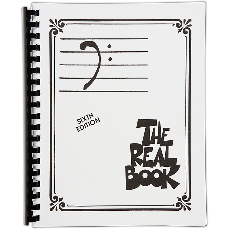 Hal Leonard The Real Book Volume 1 - C Edition Bass Clef Edition