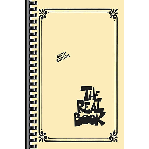 Hal Leonard The Real Book Volume 1 (C Edition) - Mini Size-thumbnail