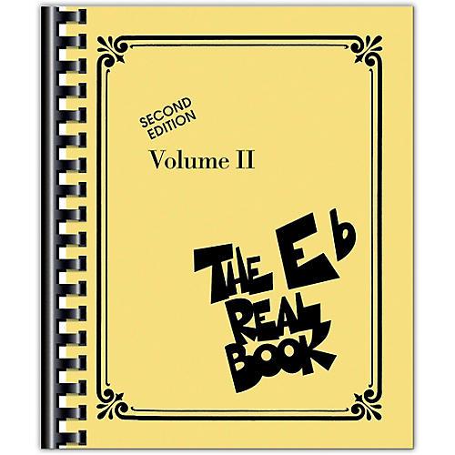 Hal Leonard The Real Book Volume 2 - C Edition C - Eb Edition-thumbnail
