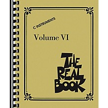 Hal Leonard The Real Book Volume 6 - C Edition