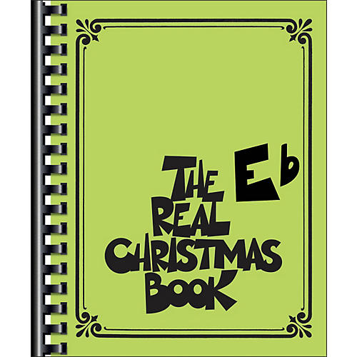 Hal Leonard The Real Christmas Book E Flat Edition