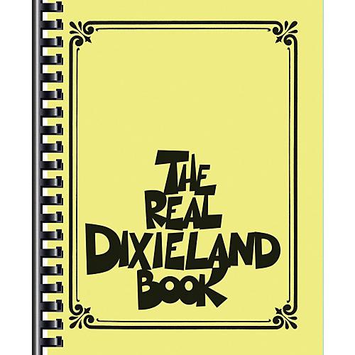 Hal Leonard The Real Dixieland Book-thumbnail