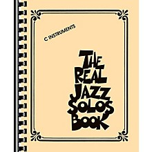 Hal Leonard The Real Jazz Solos Book