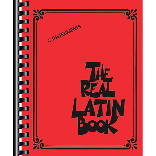 Hal Leonard The Real Latin Book - C Edition-thumbnail