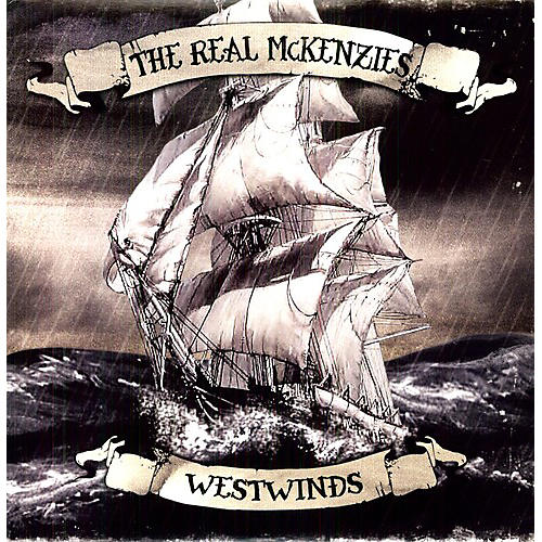 Alliance The Real McKenzies - Westwinds
