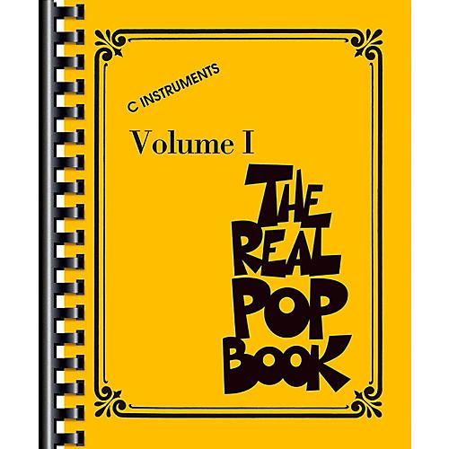 Hal Leonard The Real Pop Book Volume 1 - Real Book Series-thumbnail