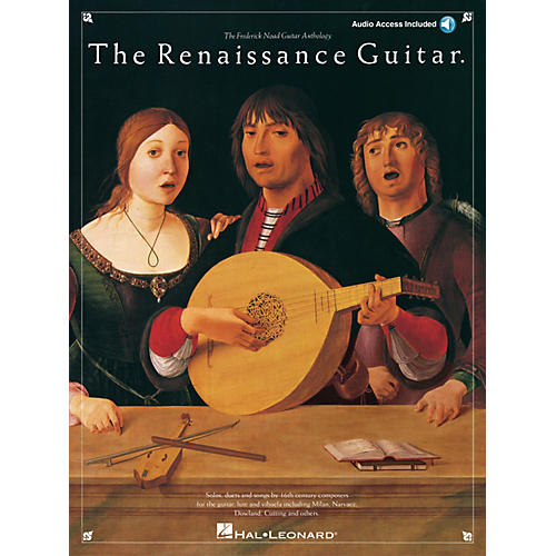 Music Sales The Renaissance Guitar Music Sales America Series Softcover with CD