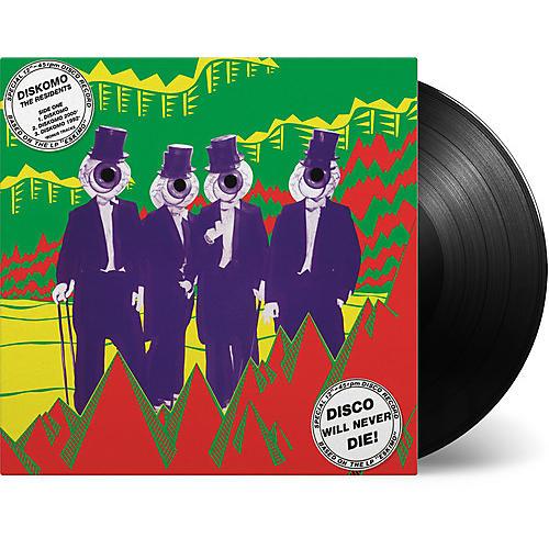 Alliance The Residents - Diskomo / Goosebump Ep