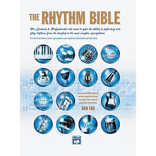 Alfred The Rhythm Bible Book-thumbnail