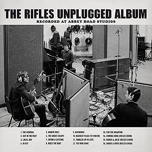 Alliance The Rifles - Rifles Unplugged Album: Recorded At Abbey Road Studios