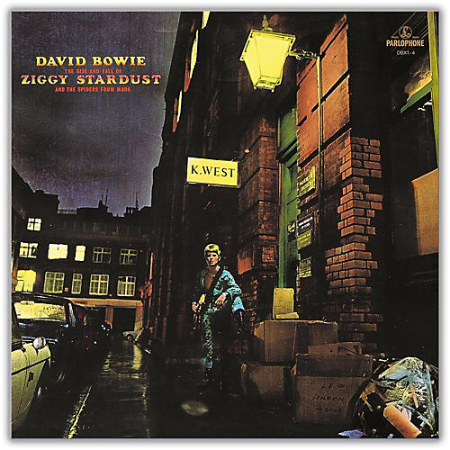WEA The Rise and Fall Of Ziggy Stardust And The Spiders From Mars Vinyl LP-thumbnail