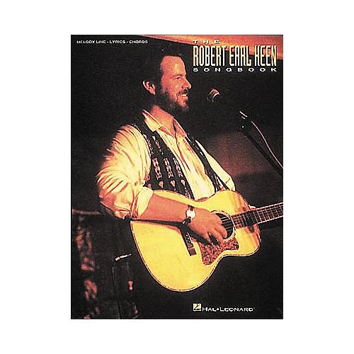 Hal Leonard The Robert Earl Keen Songbook-thumbnail