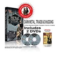 Hal Leonard The Rock House Method - Job For A Cowboy DVD Collection