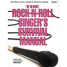Hal Leonard The Rock-N-Roll Singer's Survival Manual Book
