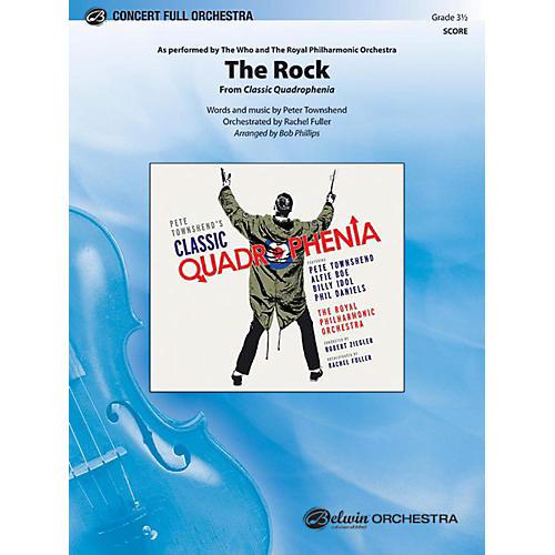 BELWIN The Rock (from Classic Quadrophenia) Grade 3.5