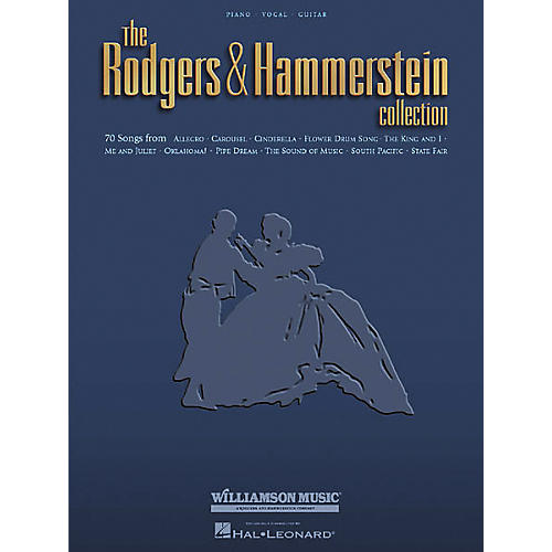 Hal Leonard The Rodgers & Hammerstein Collection Piano, Vocal, Guitar Songbook