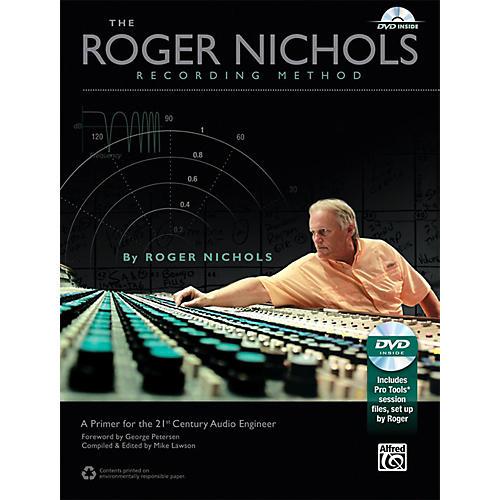 Alfred The Roger Nichols Recording Method Book & DVD-ROM-thumbnail
