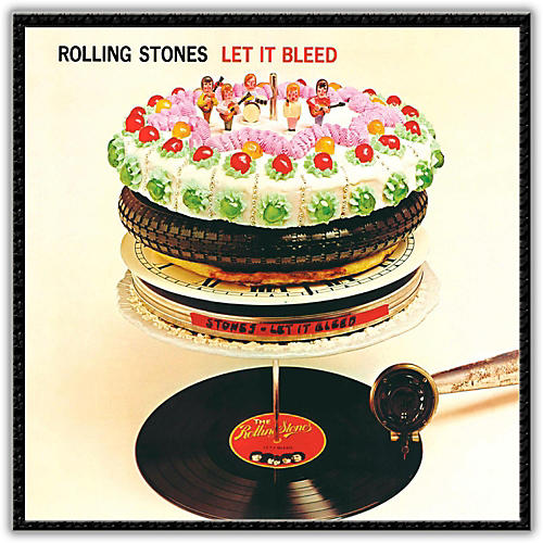 Universal Music Group The Rolling Stones - Let It Bleed Vinyl LP