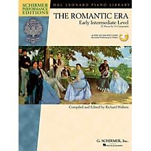 G. Schirmer The Romantic Era - Early Intermediate Level Schirmer Performance Editions Book Online Audio Access