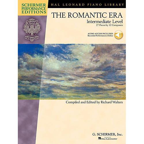 G. Schirmer The Romantic Era - Intermediate Level - Schirmer Performance Editions Book Online Audio Access-thumbnail