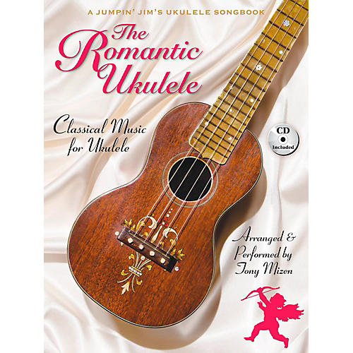 Hal Leonard The Romantic Ukulele: Classical Music for Ukulele Book/CD-thumbnail