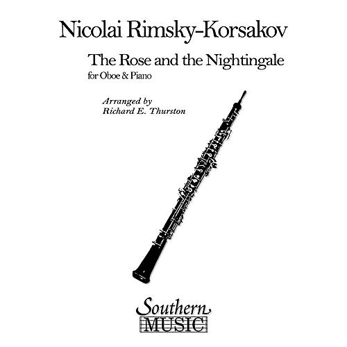 Southern The Rose and the  Nightingale (Oboe) Southern Music Series Arranged by Richard Thurston-thumbnail