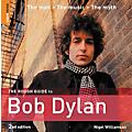 Penguin Books The Rough Guide To Bob Dylan Book  Thumbnail