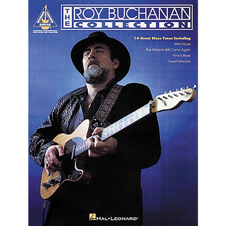 Hal Leonard The Roy Buchanan Collection Guitar Tab Songbook