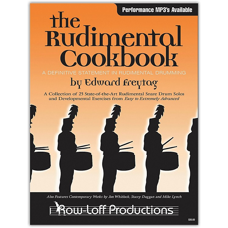 Row-LoffThe Rudimental Cookbook