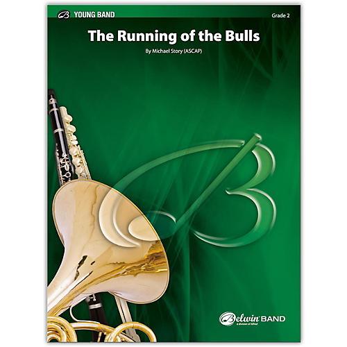 BELWIN The Running of the Bulls 2 (Easy)-thumbnail
