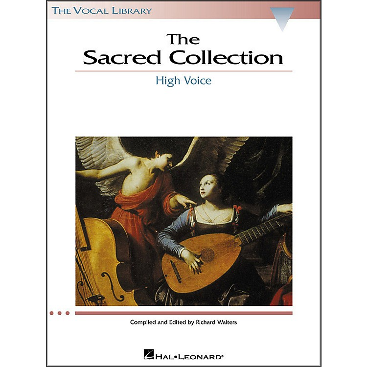 Hal Leonard The Sacred Collection for High Voice (The Vocal Library Series)