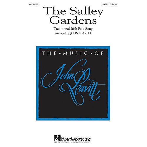 Hal Leonard The Salley Gardens SATB arranged by John Leavitt-thumbnail