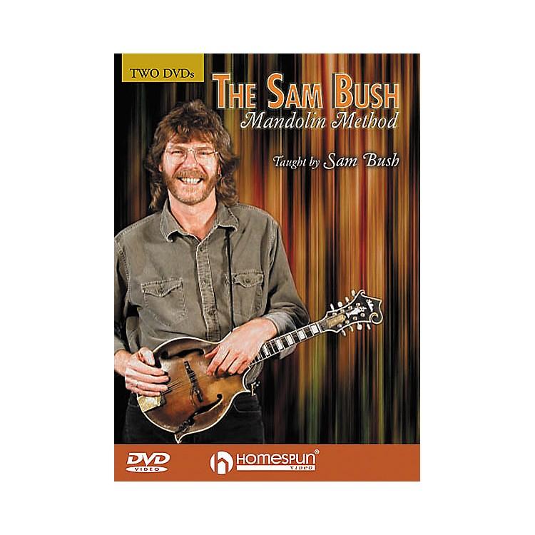 HomespunThe Sam Bush Mandolin Method 2-Video Set (DVD)