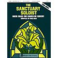 Fred Bock Music The Sanctuary Soloist Vocal Collection (Low Voice) thumbnail