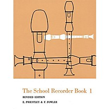 Music Sales The School Recorder - Book 1 (Revised Edition) Music Sales America Series Written by E. Priestley