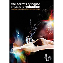 Hal Leonard The Secrets Of House Music Production Book/DVD