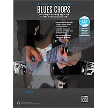 Alfred The Serious Guitarist Blues Chops Book & CD