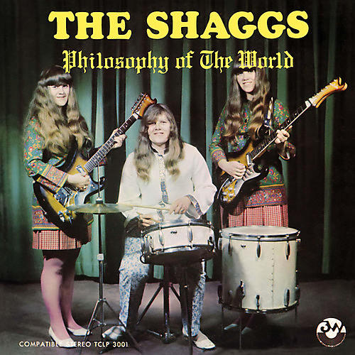 Alliance The Shaggs - Philosophy Of The World