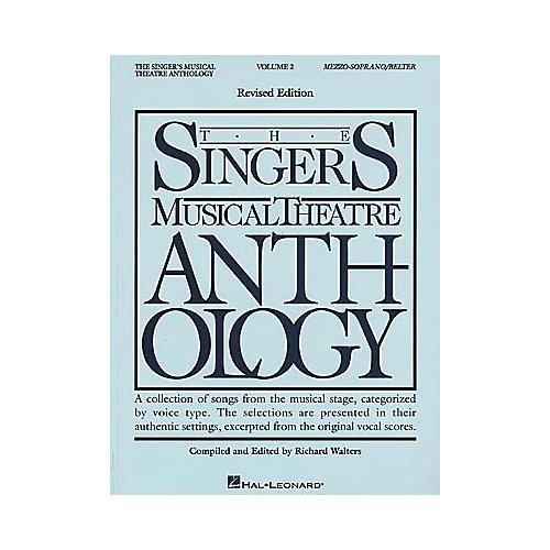 Hal Leonard 'The Singer's Musical Theatre Anthology - Volume 2, Revised'
