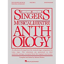 Hal Leonard The Singer's Musical Theatre Anthology: Baritone/Bass - Volume 6