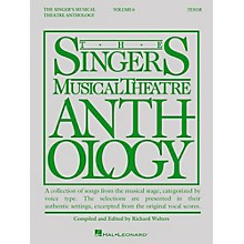 Hal Leonard The Singer's Musical Theatre Anthology: Tenor - Volume 6