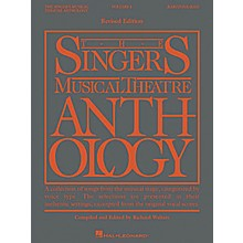 Hal Leonard The Singer's Musical Theatre Anthology for Bass/Baritone - Volume 1, Revised
