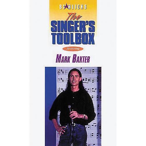 Hal Leonard The Singer's Toolbox Featuring Mark Baxter Video-thumbnail