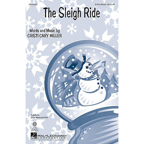 Hal Leonard The Sleigh Ride ShowTrax CD Composed by Cristi Cary Miller