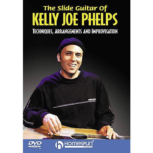 Homespun The Slide Guitar of Kelly Joe Phelps (DVD)