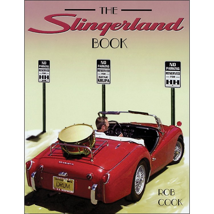 Hal LeonardThe Slingerland Book
