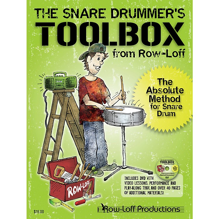Row-LoffThe Snare Drummer's ToolBox Book