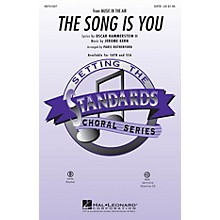 Hal Leonard The Song Is You ShowTrax CD Arranged by Paris Rutherford