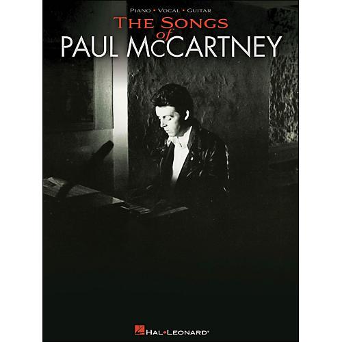 Hal Leonard The Songs Of Paul Mccartney PVG
