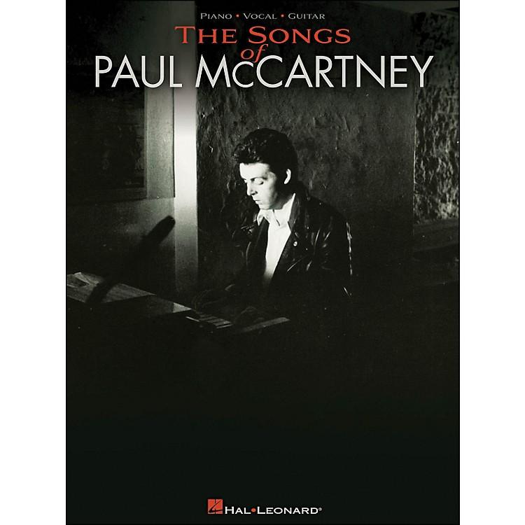 Hal LeonardThe Songs Of Paul Mccartney PVG